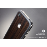 SGP Skin Guard Set Series Wood Camagon for iPhone 4, 4S (SGP06899)